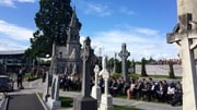 Centenary of O'Donovan Rossa funeral under way