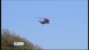 Six One News Web: Teenager rescued after Clare cliff fall