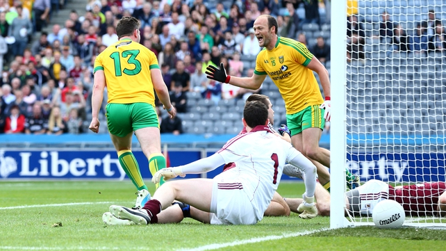Donegal's second-half surge flattens Galway