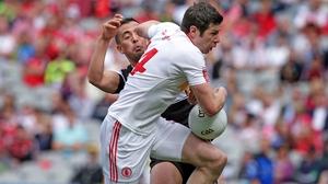 Seán Cavanagh made his Tyrone debut in 2002