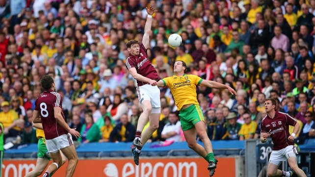 Gallagher hails second-half showing from Donegal