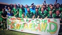 Team Ireland return home from Special Olympics