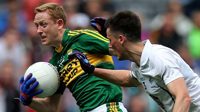 Colm Cooper starts for Kerry against Mayo