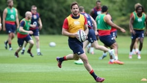 Danny Cipriani would provide cover at flyhalf for England