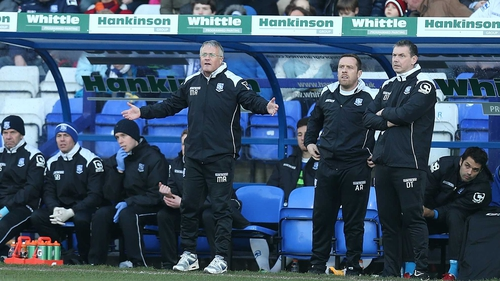 Micky Adams has managed ten different clubs over the past two decades