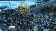 Nine News Web: Rapturous welcome home for Team Ireland