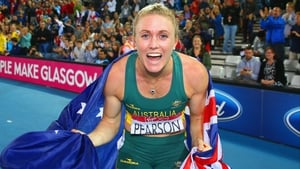 Sally Pearson suffered a hamstring tear on Monday
