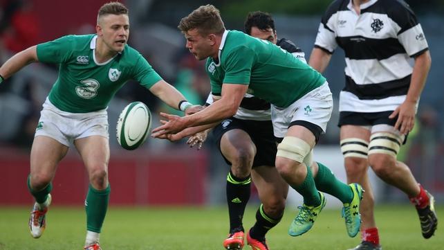 Jordi Murphy eager to impress in Wales