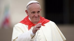 Pope Francis made his remarks during his weekly general audience