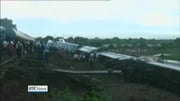 One News Web: 21 killed as trains derail in India