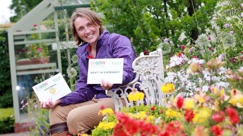 Jane McCorkell, award-winner at Bloom Festival