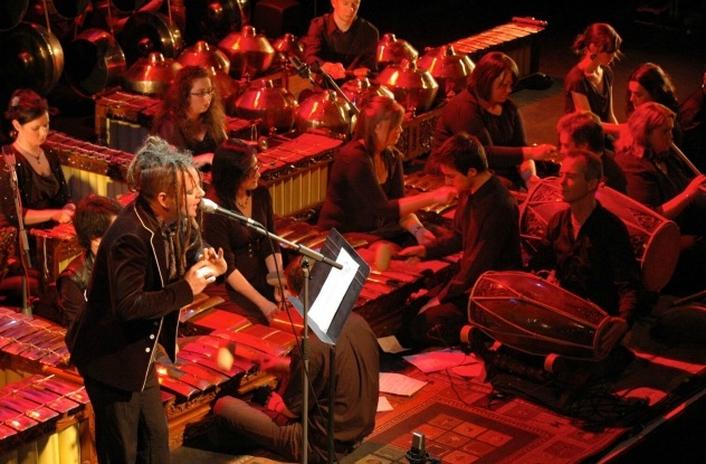 Origins of the Cork Gamelan Ensemble