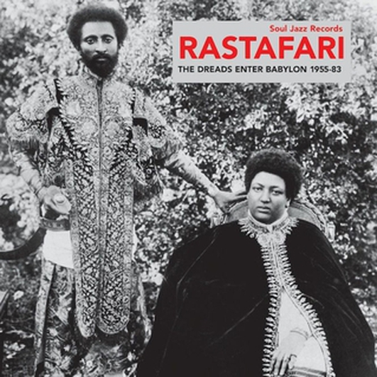 "History behind the album ""Rastafari: The Dreads Enter Babylon 1955-1983"""