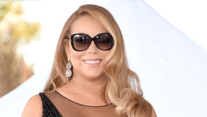 """Carey - """"You're making me cry, and that's why I'm keeping on my sunglasses"""""""