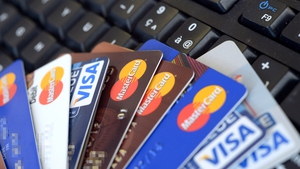 Debit cards make up the vast majority of cards in issue in Ireland - and accounted for almost 85% of all spending