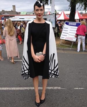 Laura Jayne Halton wins Best Dressed