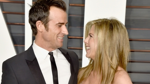Justin Theroux a very happy married man with new wife Jennifer Aniston