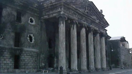 GPO Set Michael Collins Film (1995)