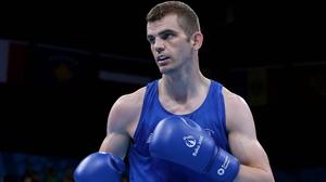 Adam Nolan has reached the quarter-finals in Bulgaria