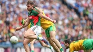 Aidan O'Shea has been terrific for Mayo so far this year