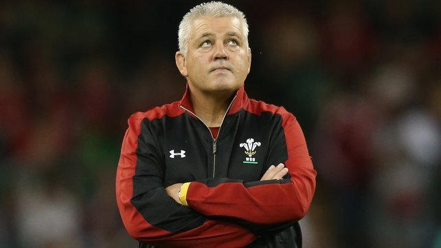 Warren Gatland makes six changes to Wales team