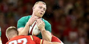 Keith Earls warned Ireland still have work to do after their impressive win in Cardiff