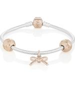 Chance to win Pandora Rose bracelet