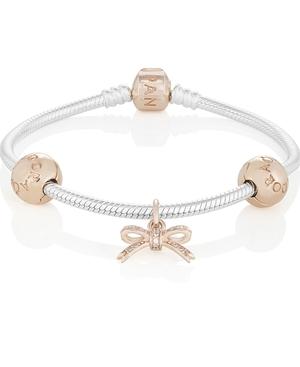 Pandora Rose bracelet to giveaway