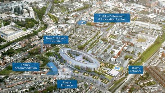 New Children's Hospital - part 2