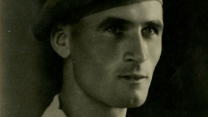 Norman Harman, Paul Hollywood's grand-father pictured during World War 11