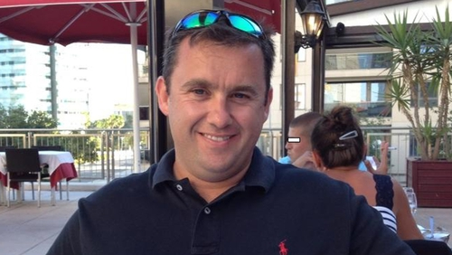 Jason Corbett died after what police described as a domestic incident earlier this month