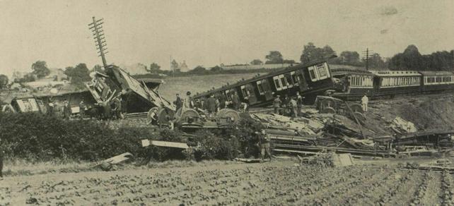 Irish Rail Disaster (1915)