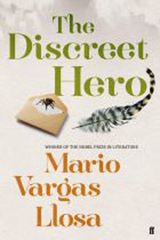 "Review: ""The Discreet Hero"" by Mario Vargas Llosa"