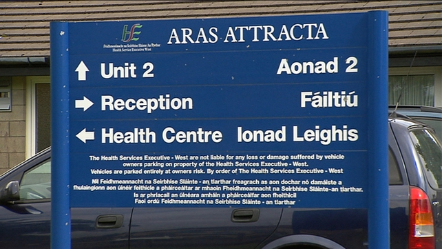 The Áras Attracta review was established in the wake of an RTÉ Investigates programme