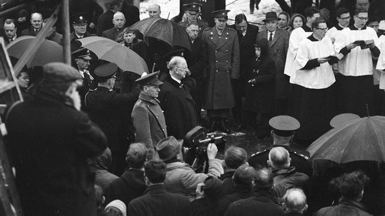 De Valera Speech at Casement's Grave