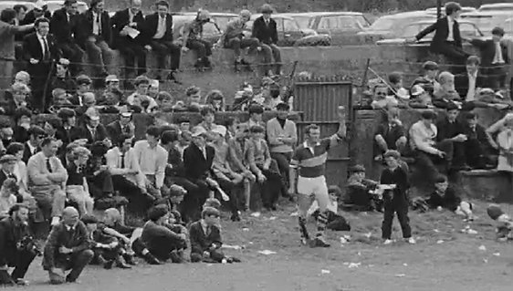 All Ireland Hurling Semi Final 1971