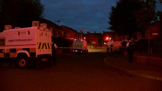 Murder investigation after Belfast shooting