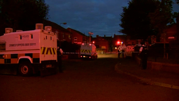 Murder investigation after Belfast shooting