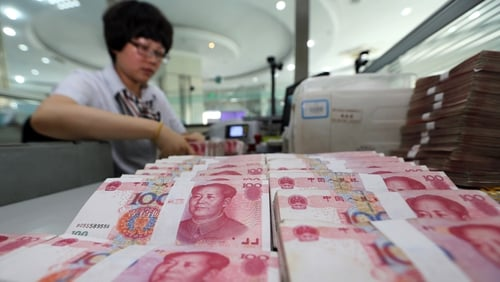 China growth steady despite crackdown on financial risks
