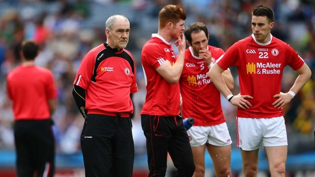 Harte set to continue in Tyrone until 2018