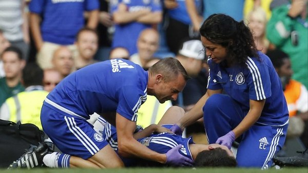 Eva Carneiro has since parted company with the club