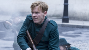 Brian Gleeson in Rebellion