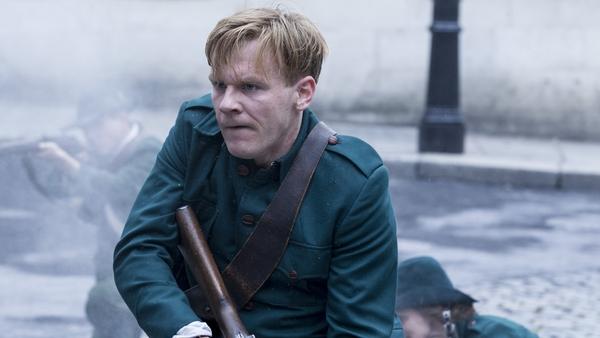 Brian Gleeson in Rebellion