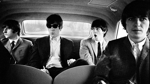 Baby, you can drive my car: The Beatles take America, 1964