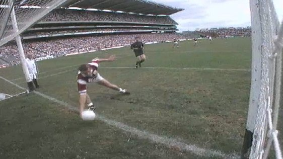 1995 All Ireland Semi Final Tyrone v Galway