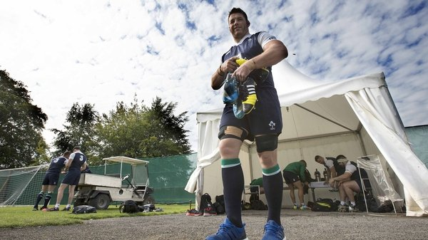 Sean O'Brien is made for the 'tough moments', according to Joe Schmidt