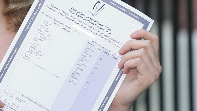 Thousands of students will receive their Leaving Cert. results