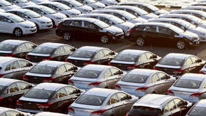 Car sales fell by 5.8% in February, new CSO figures show