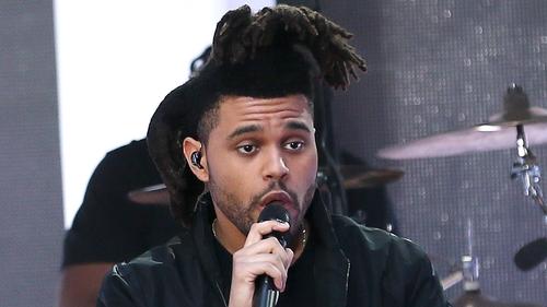 The Weeknd is headlining on Saturday night