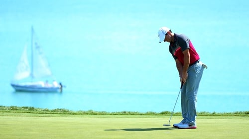 Rory McIlory is making big changes to hit putting game